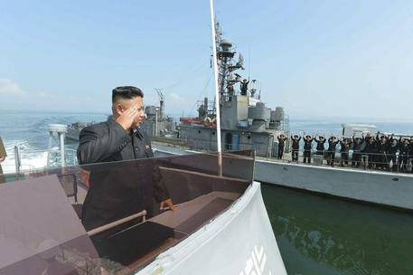 kim corea del nord