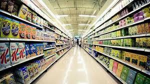 Supermercato barrette tonno