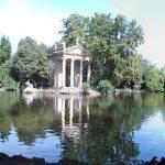 roma villa borghese