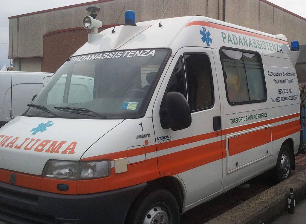 torino ambulanza