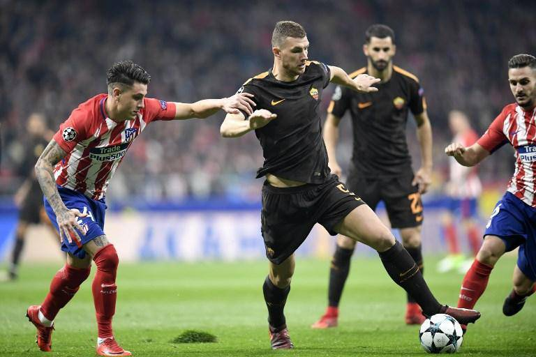Atletico Madrid-Roma, Simeone ha scelto: Torres e Carrasco dal 1′