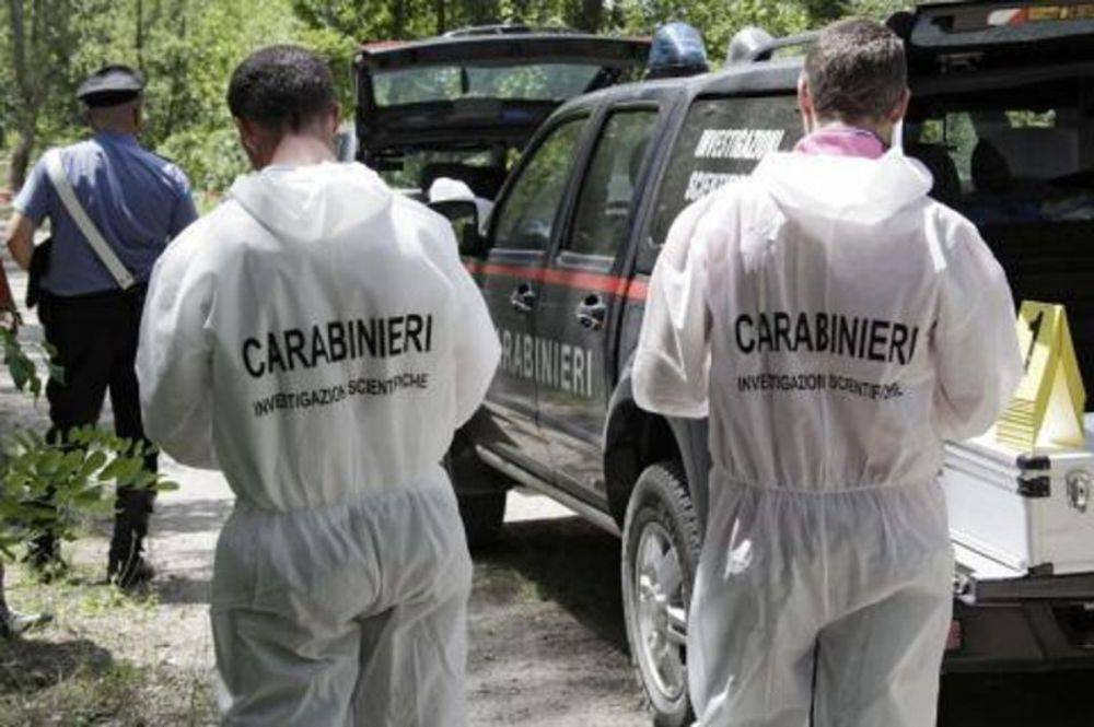 Carabinieri femminicidio Alto Adige