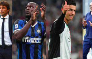 Juventus- Inter porte chiuse