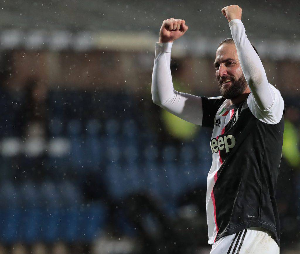 Atalanta-Juventus, Higuain: