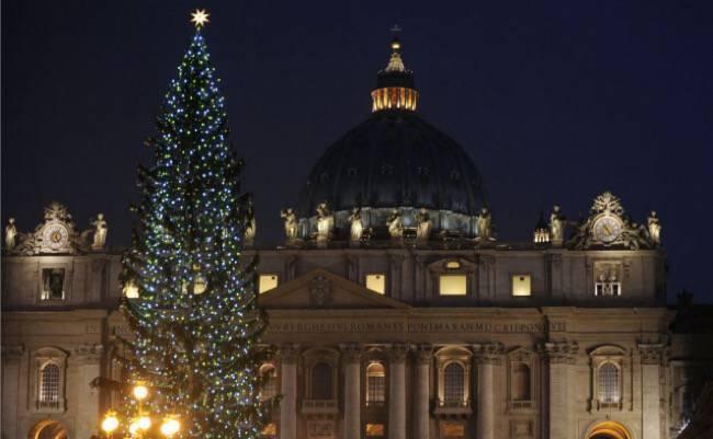 Vacanze di Natale in Vaticano