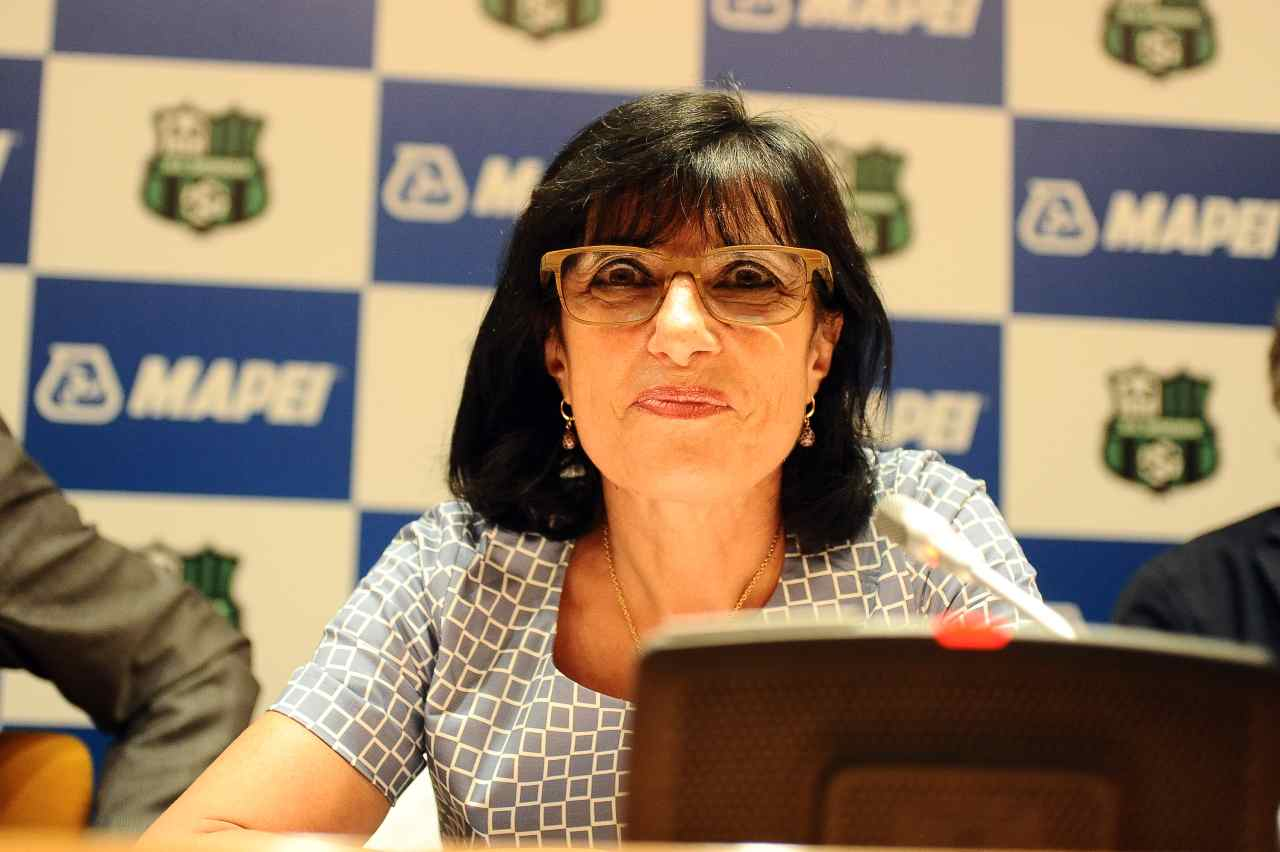 Adriana Spazzoli moglie Squinzi
