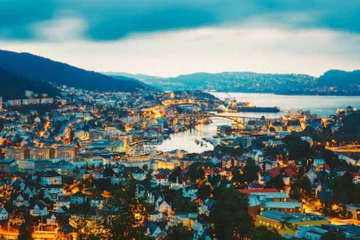Bergen, Norvegia
