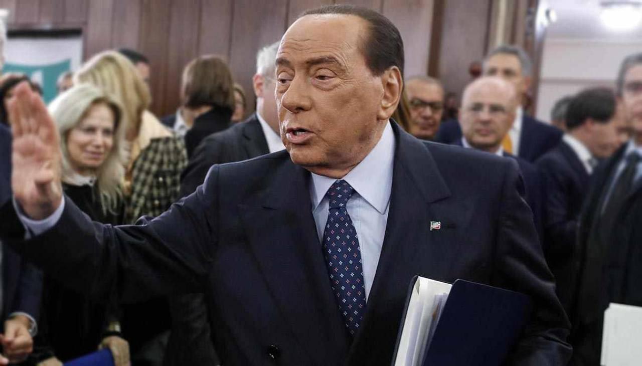 Berlusconi Covid