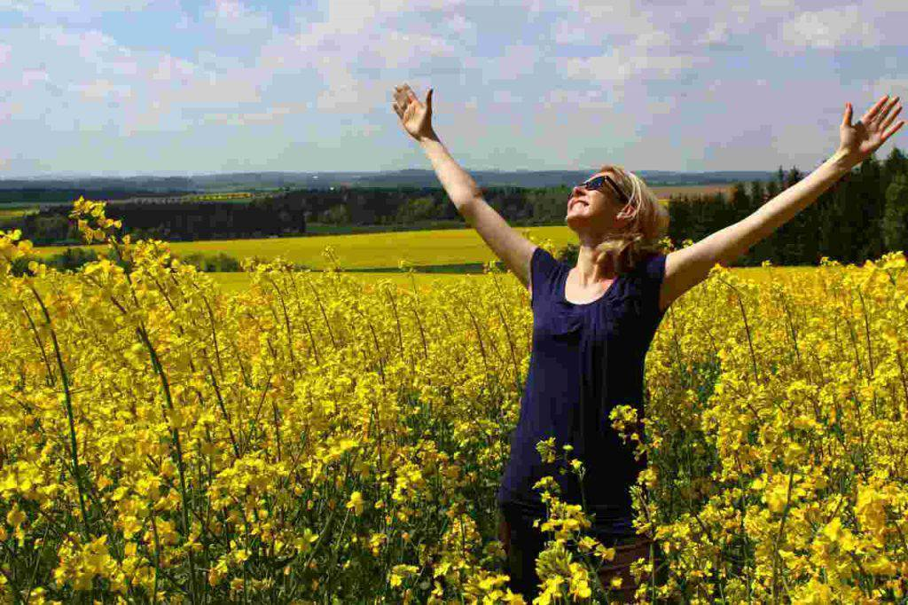 Felicità gratitudine salute ricerca