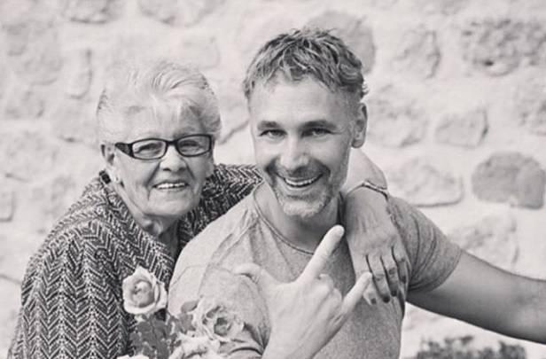 Morta la mamma di Raoul Bova: il tenero saluto dell'attore su Instagram