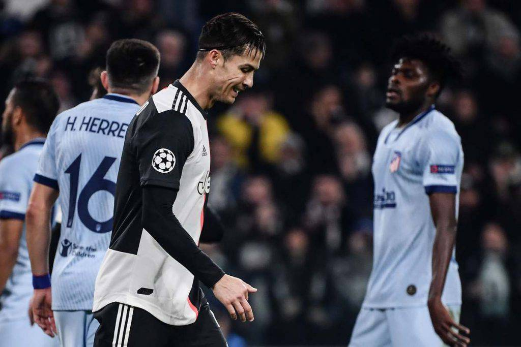 Juventus-Atletico Madrid highlights