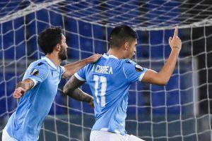Lazio-Cluj 1-0 Correa