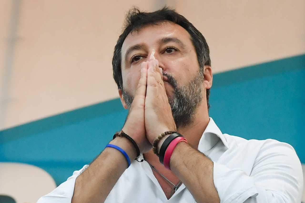 Salvini a Catanzaro inaugura nuova sede Lega regionale
