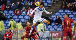 Roma-Brescia highlights