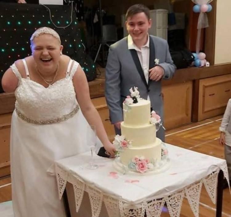 Shannon al matrimonio
