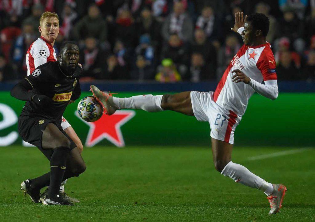 Slavia Praga-Inter highlights