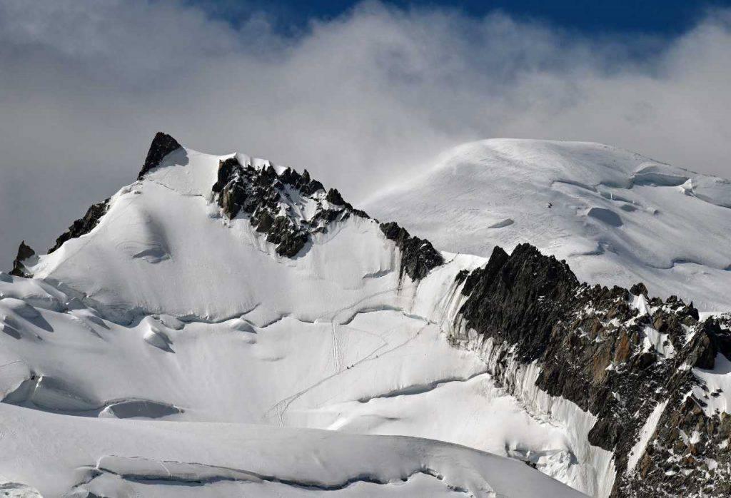 Tragedia Monte Bianco