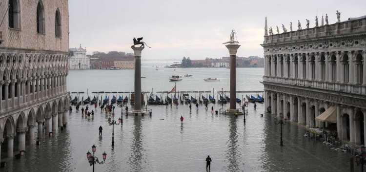 Venezia danni