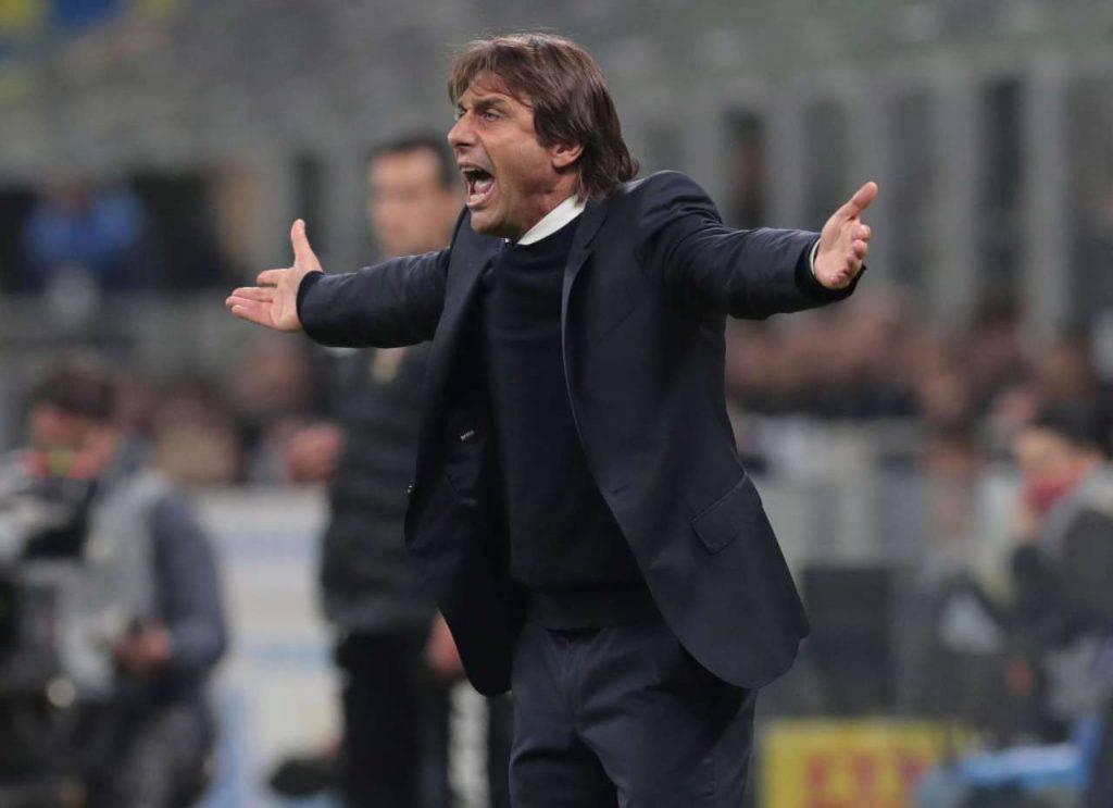 Antonio Conte mercato Inter