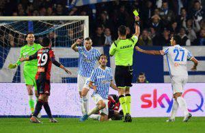 Serie A infrazioni covid