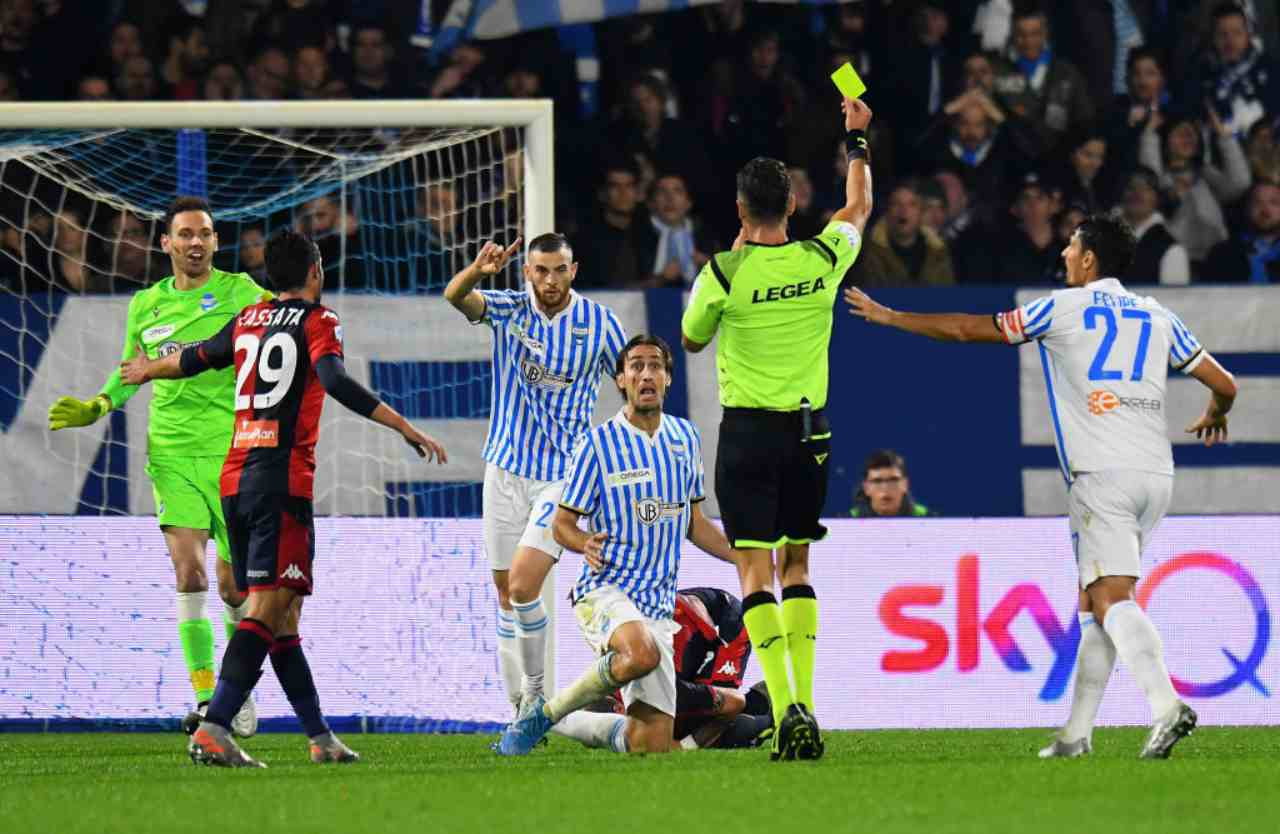 Arbitri Serie A, quanto guadagnano