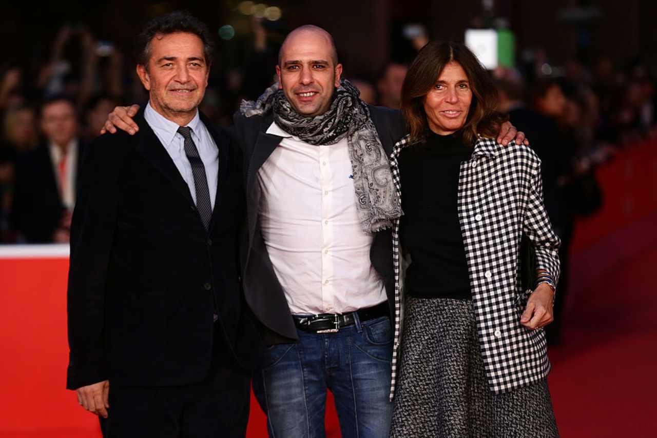 Checco Zalone con Pietro Valsecchi
