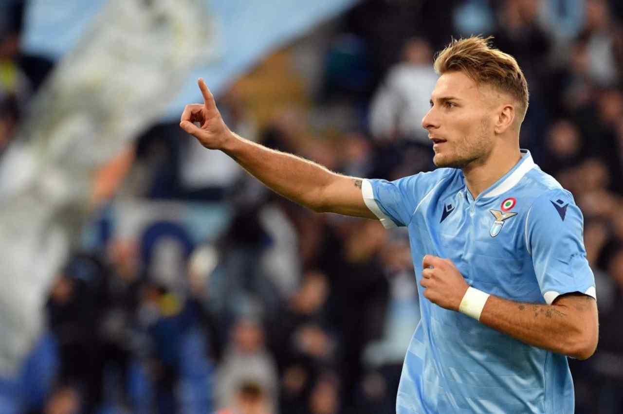 Sassuolo-Lazio, video highlights del match