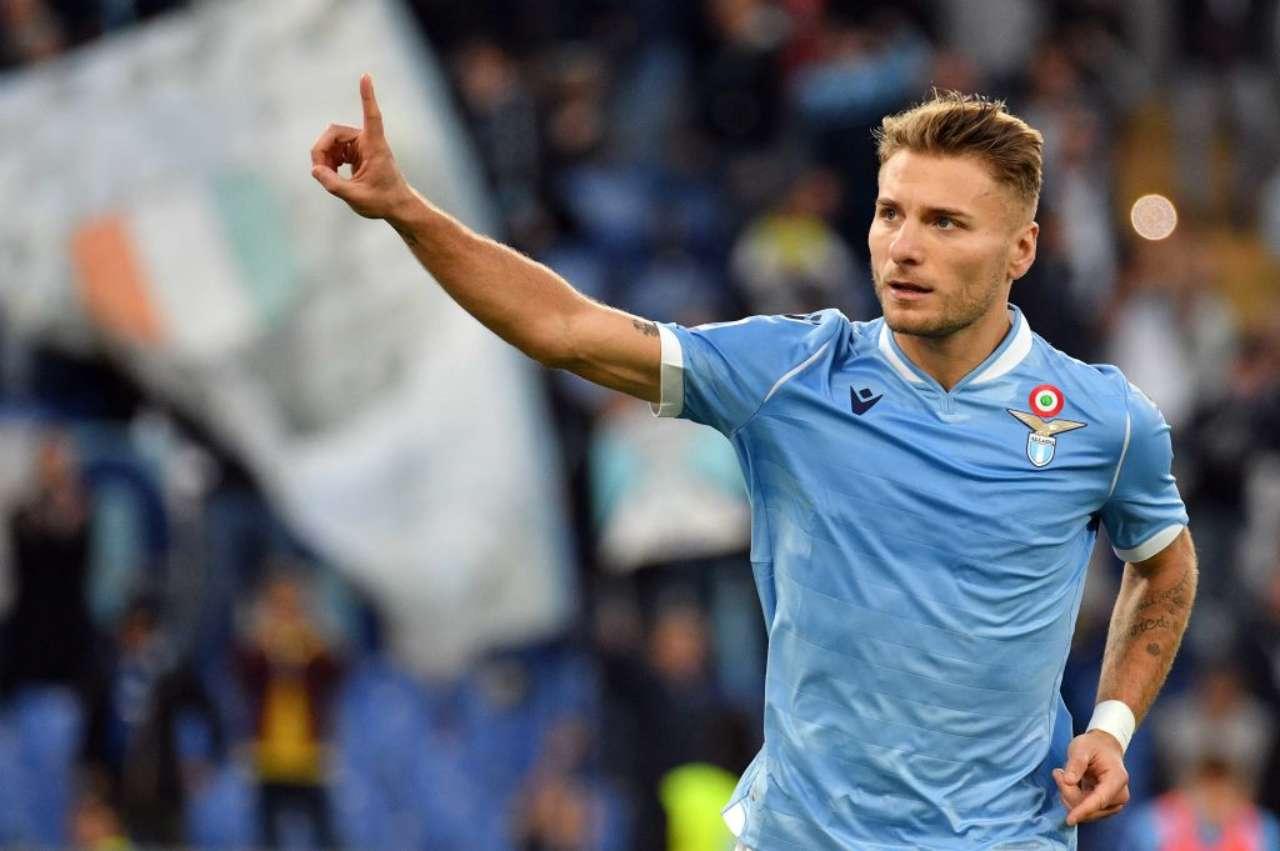 Ciro Immobile, capocannoniere della Serie A
