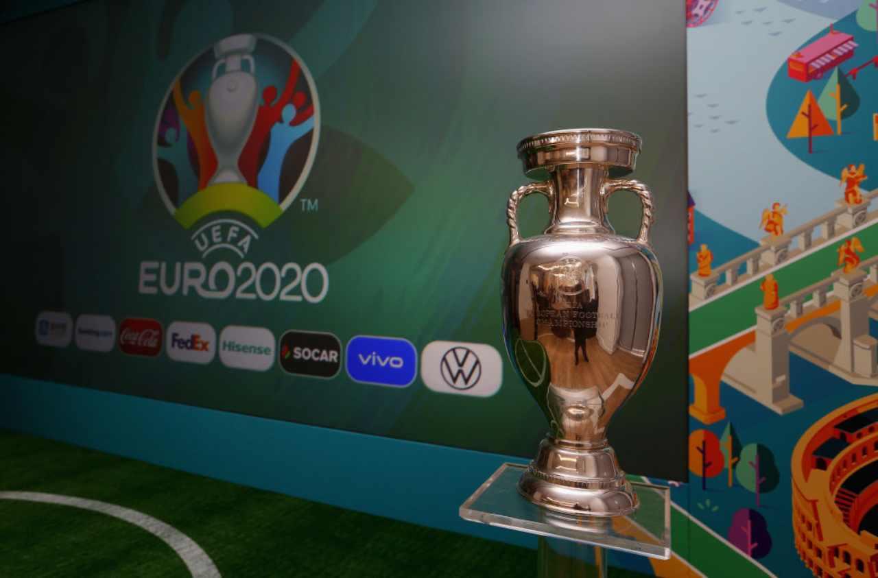 Euro 2020, il sorteggio dei gironi