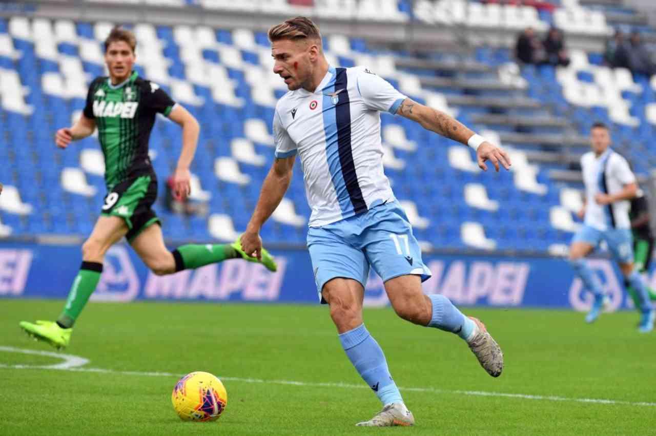 Immobile, capocannoniere Serie A