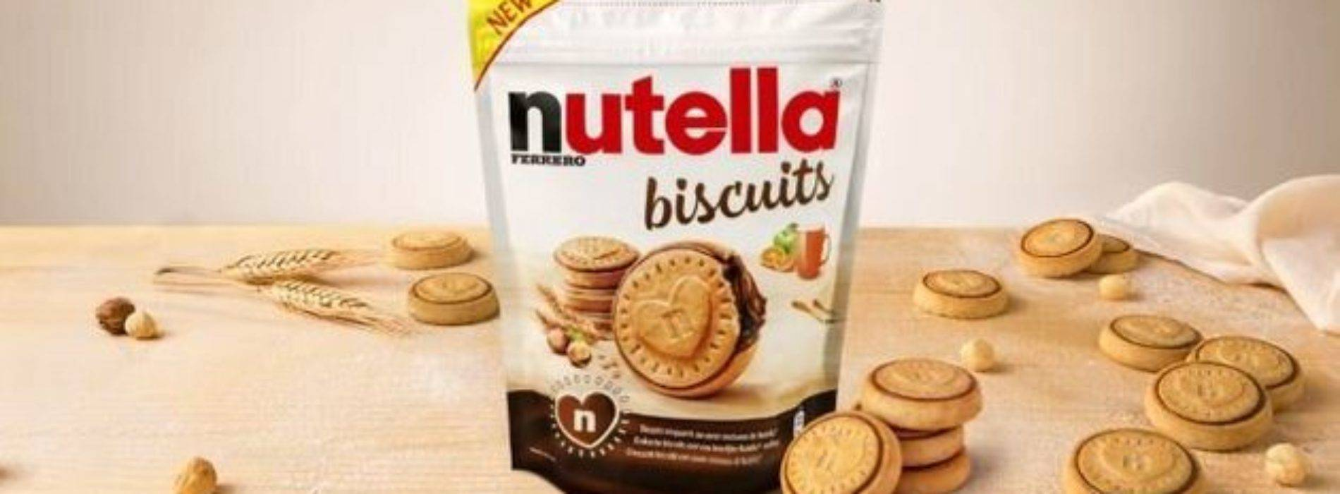 Nutella Biscuits, vendite record