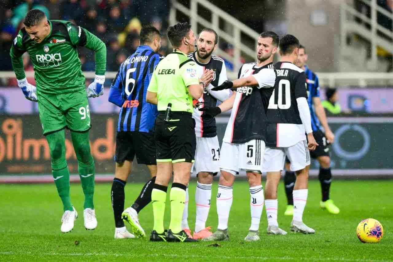 Arbitri, gli stipendi in Serie A