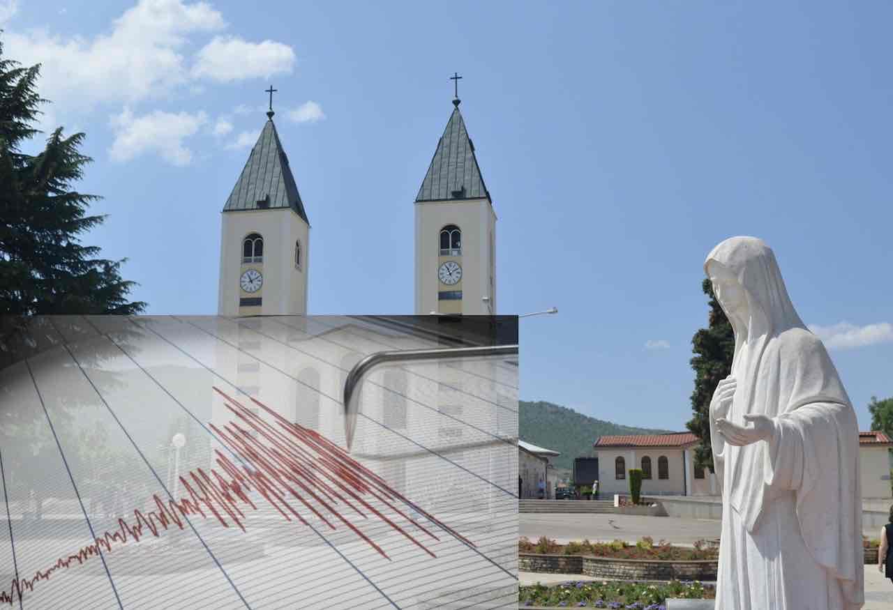 terremoto medjugorje