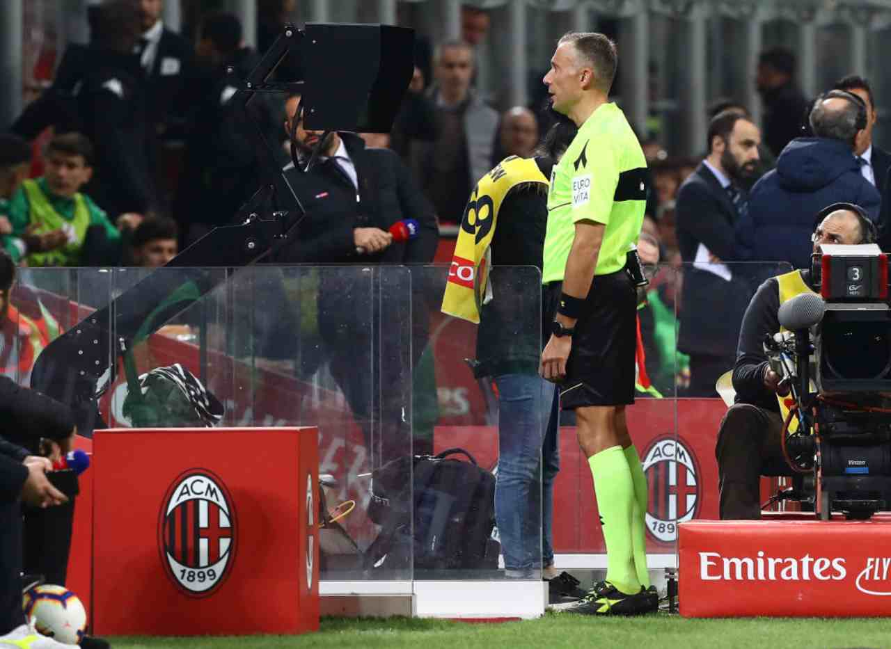 Var. On Field Review