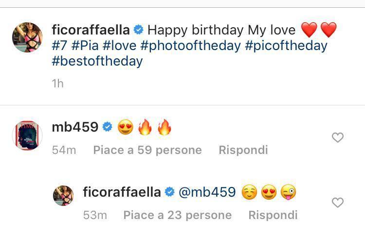 Raffaella Fico su Balotelli: