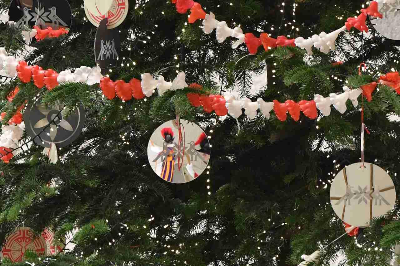 Albero di Natale sceriffo albero