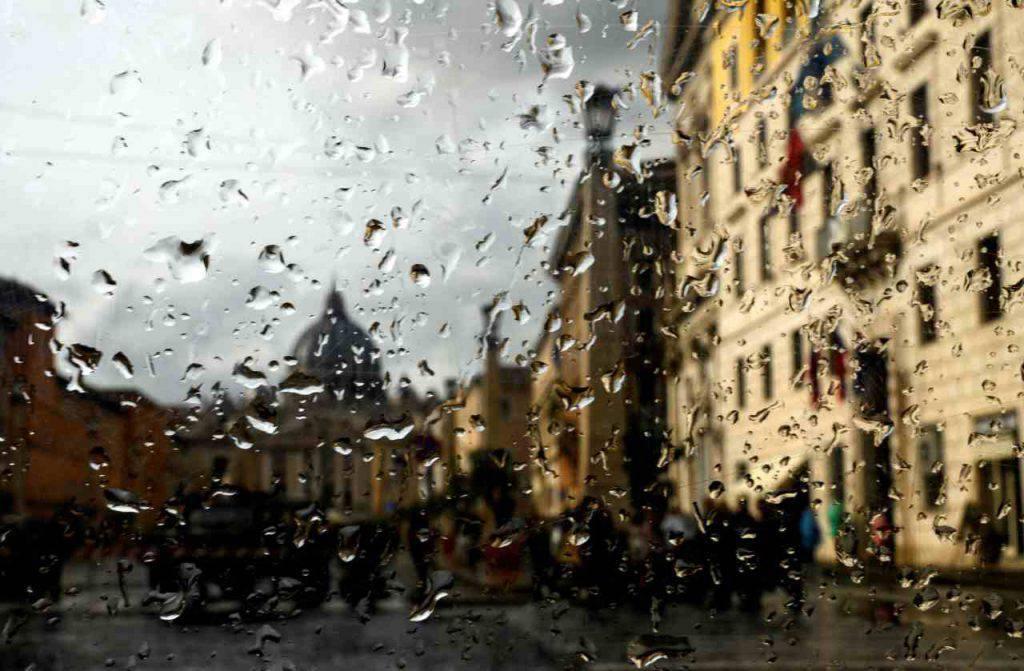 Allerta meteo Roma