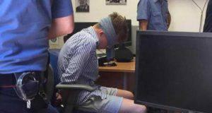 omicidio cerciello interrogatorio hjorth