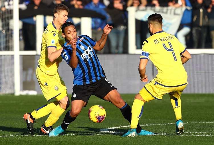 Atalanta-Verona 1-1