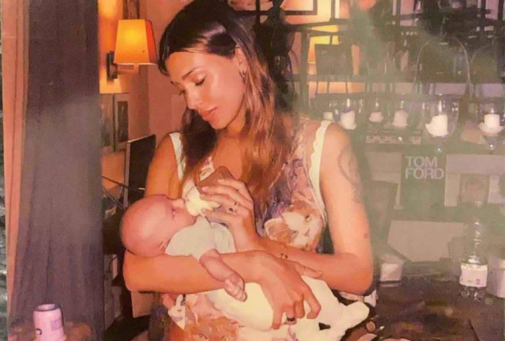 Belen Rodriguez gravidanza
