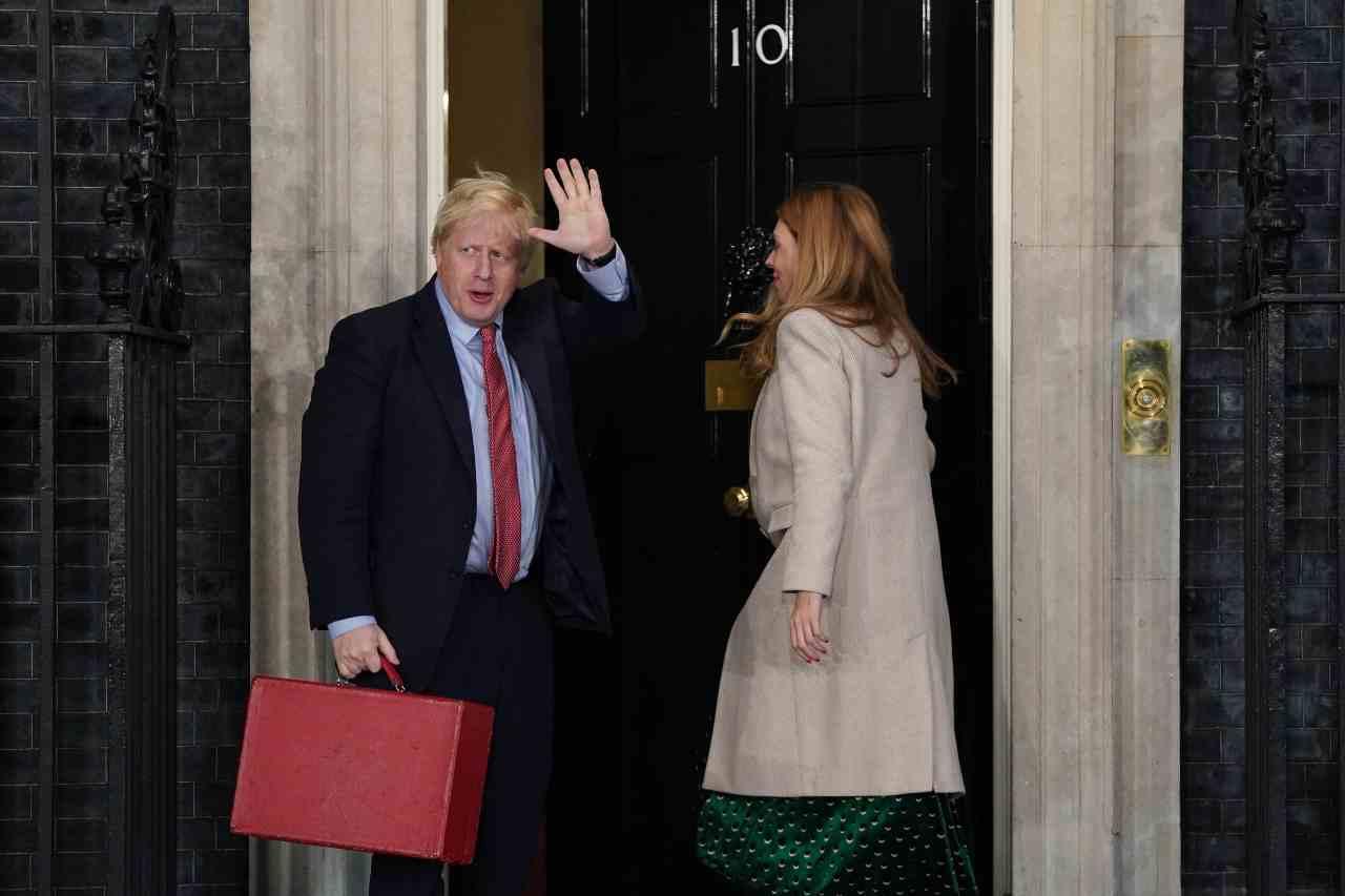 Boris Johnson Elezioni Gran Bretagna