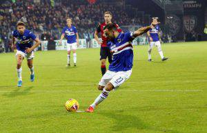 Cagliari-Sampdoria highlights voti
