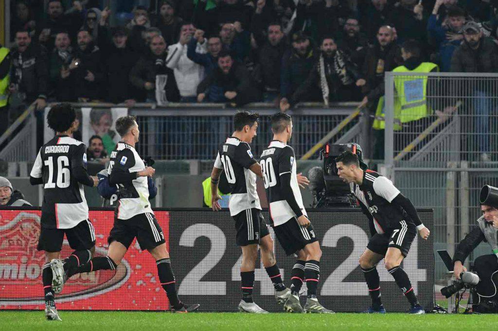 Paratici prima di Lazio Juventus: messaggio a Milinkovic Savic