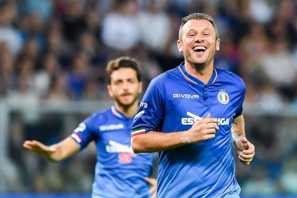 Nuova vita per Antonio Cassano: è ufficialmente direttore sportivo