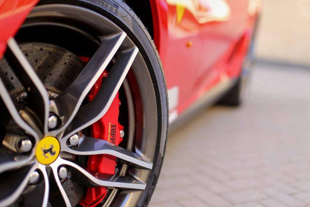 Contadino Ferrari