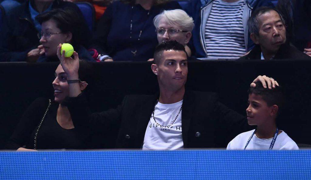 Cristiano Ronaldo Djokovic