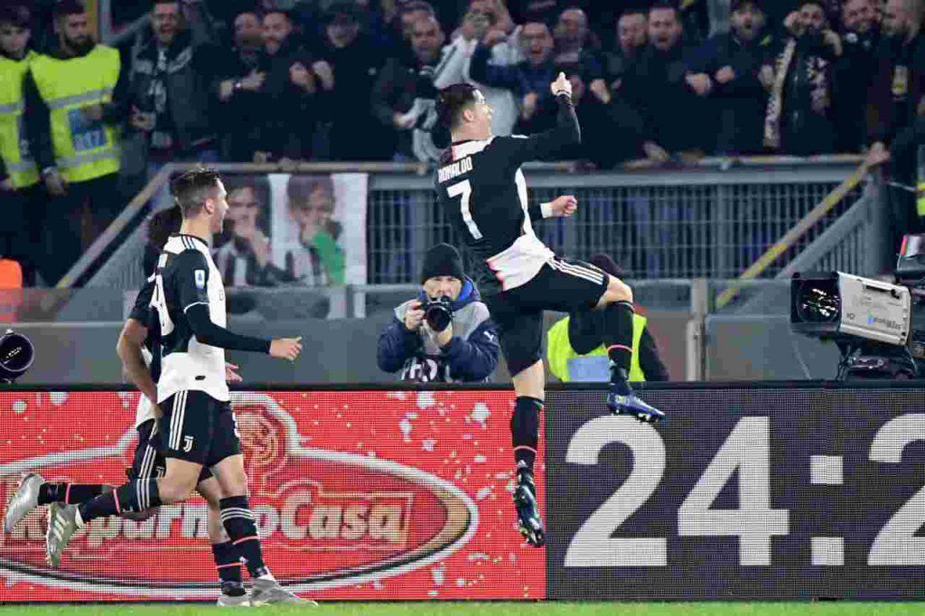 Cristiano Ronaldo Lazio