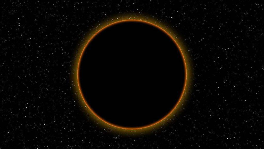 Eclissi solare Santo Stefano