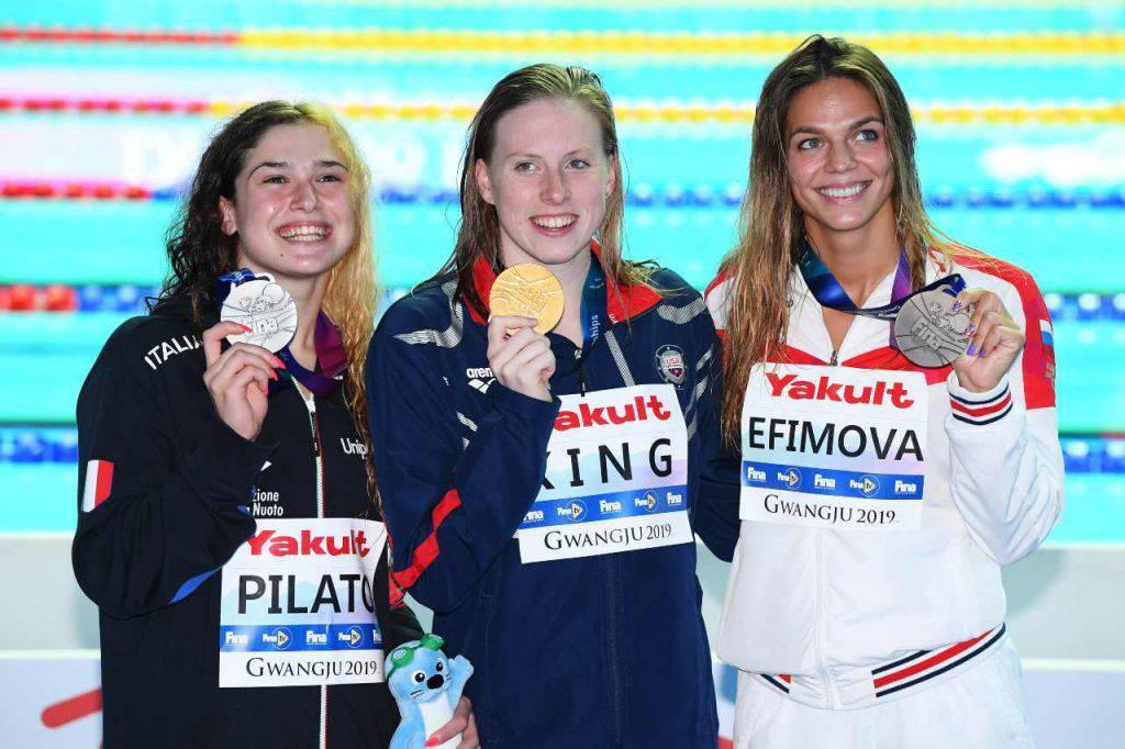 Europei Nuoto vasca corta Pilato d'oro