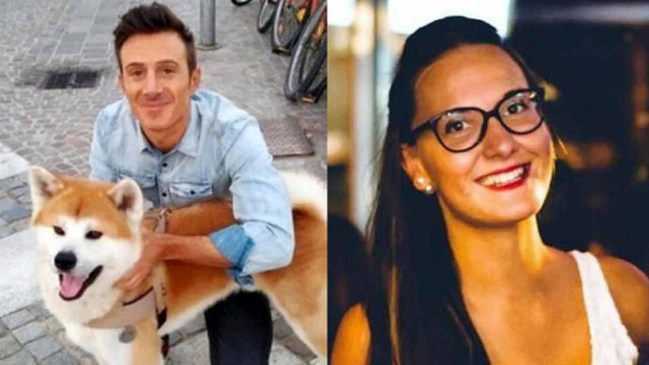 Francesco Mazzega morte Nadia Orlando